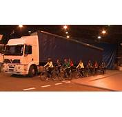Truck Blind Spots Pose Danger For Cyclists  Business Insider