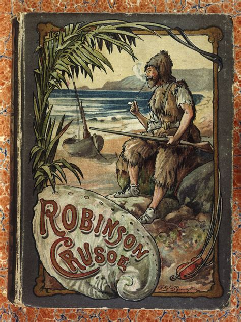 robinson crusoe books robinson crusoe by j ayton symington library prints