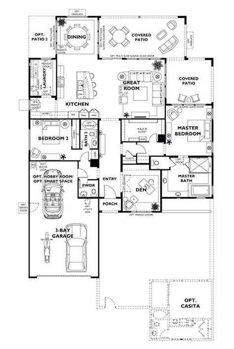 sle house floor plans 2018 move in homes wickenburg ranch