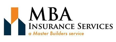 Mba Health Services Management by Partners Master Builders Wa
