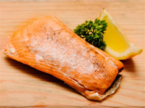 cooked salmon color 3 ways to tell when salmon is cooked wikihow