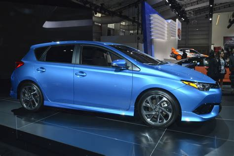 2016 scion im has official debut in new york