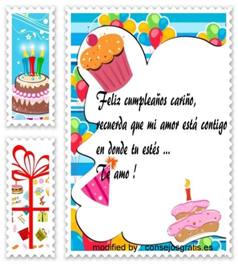 imagenes con mensajes de cumpleaños para el novio 187 bonitas frases de cumplea 241 os para mi novio