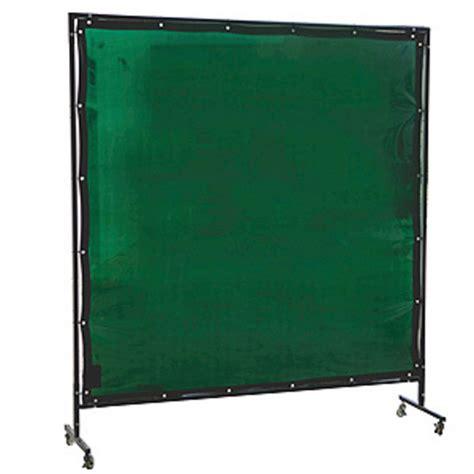 welding curtain frame welding curtain screen and frame combo heavy duty on