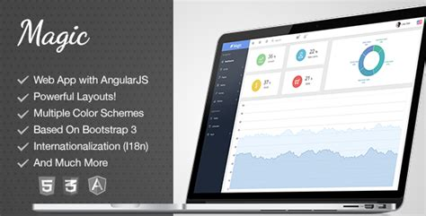 tutorial bootstrap magic 55 responsive website admin templates tutorial zone