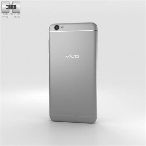 3d vivo v5 vivo v5 gray 3d model hum3d