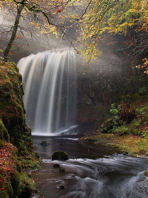 18 best scotland s waterfalls images on