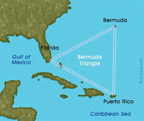 bermuda triangle map the bermuda triangle location map mystery and recent disappearances