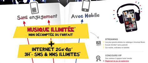 poste mobile business la poste mobile sort un forfait 224 9 99 euros avec musique