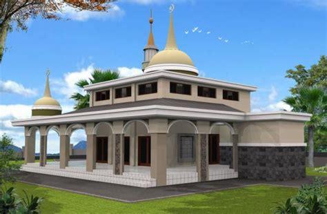 desain gambar masjid desain rumah sederhana agar mahal design arsitektur