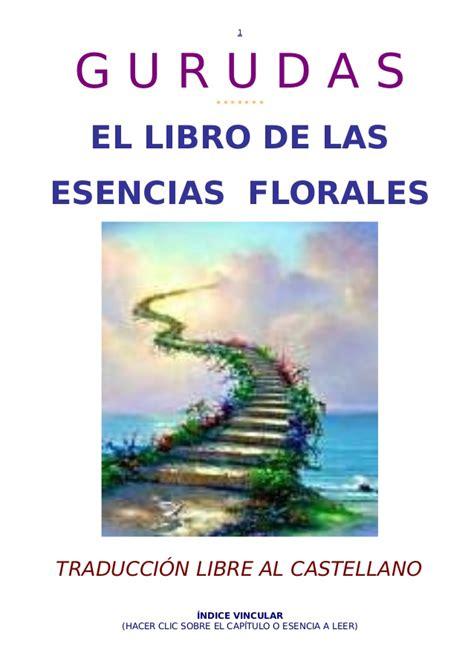 libro les llums de setembre 20012659 g u r u d a s el libro de las esencia florales