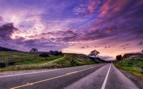 Landscape Photography Roads Road Landscape Wallpaper 745186
