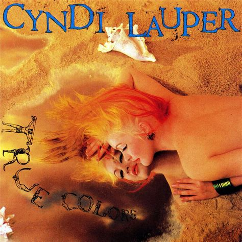 true colors album cyndi lauper fanart fanart tv