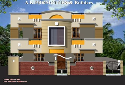 house elevation duplex house elevation mi futura casa pinterest