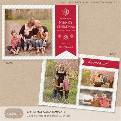 Free Photo Cards Templates Photoshop by Digital Photoshop Card Template For