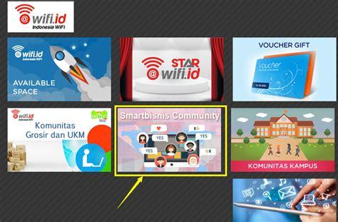 Wifi Id Sebulan Cara Murah Wifi Id Dengan Akun Smartbisnis Susiloblog