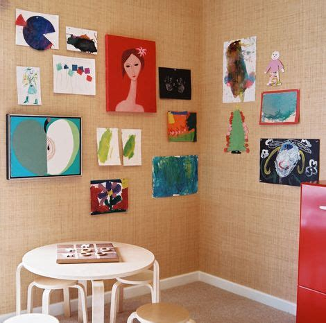 Angie Helm Interiors 17 Best Images About Kids Art On Pinterest Cork Wall