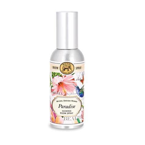 michel design home fragrance diffuser paradise renio clark michel design works room sprays paradise collection