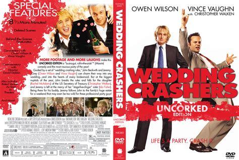 wedding crashers dvd cover wedding crashers uncorked edition dvd custom