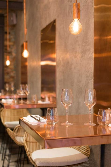 bandol bar restaurant  kinnersley kent design