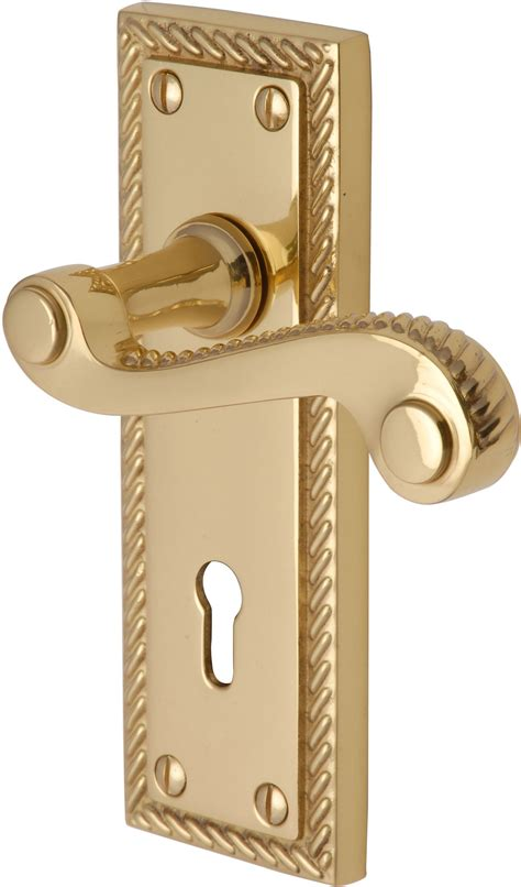 doors handles capitol lever on backplate door handle tools diy and