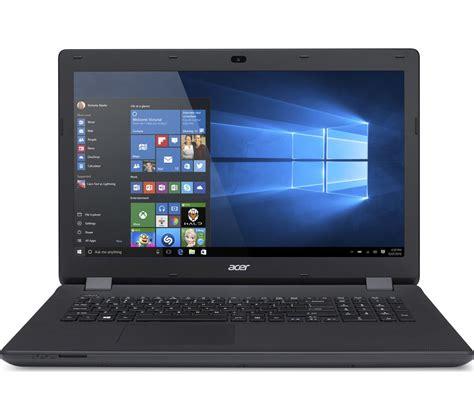 Laptop Acer Sekitar 3 Jutaan buy acer aspire es1 731 17 3 quot laptop black free delivery currys