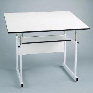 Alvin Workmaster Adjustable Drafting Table Drafting Table Vintage Excellent Adjustable Cast Iron Hardware Machine On Popscreen
