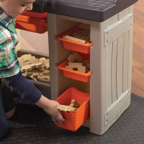 step 2 home depot work bench home depot handyman workbench kids pretend play step2