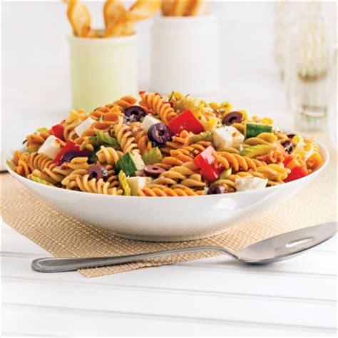 à L Italienne by Salade De P 226 Tes 224 L Italienne Recettes Cuisine Et