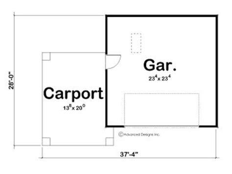 garage door floor plan garage plans with carport 2 car garage plan with carport