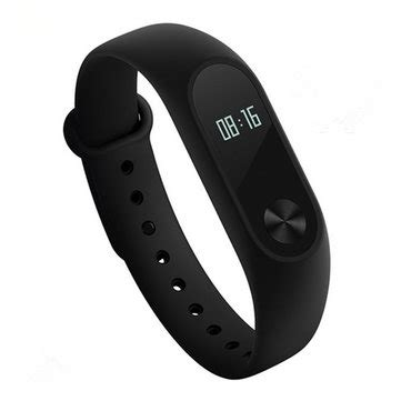 Wristband Rs Original original xiaomi miband 2 oled display rate monitor