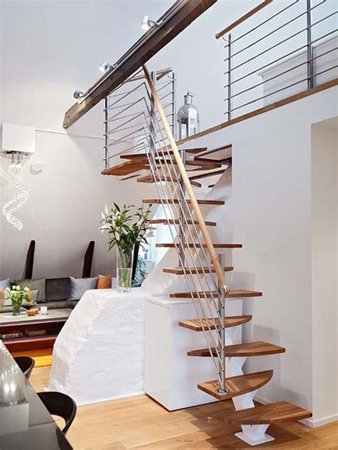 Simple Stairs Design For Small House Staircase Design For Minimalist Home 4 Home Ideas