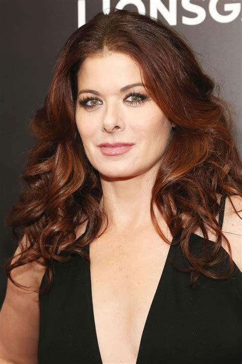 actress with auburn hair 17 celebrities who do auburn hair right debra messing