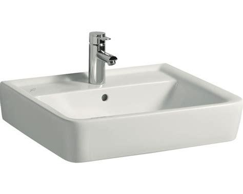 Lu Wastafel keramag aufsatzwaschbecken renova nr 1 plan 60 cm wei 223 225160000 hornbach luxemburg