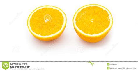 espaa partida en dos naranja partida en dos foto de archivo libre de regal 237 as imagen 29344405