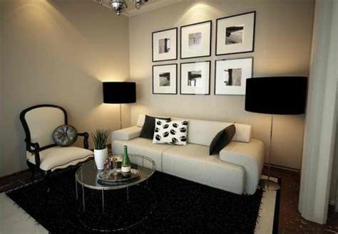 modern small living room modern decor for small spaces
