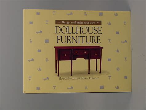 build your own doll house design and make your own dollhouse furniture 1993 ebay