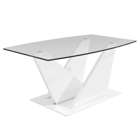 white glass table l coffee table white gloss black glass top coffee table