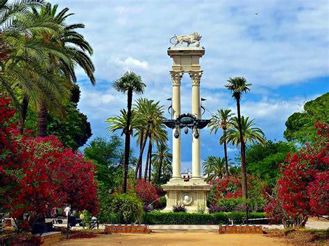 jardines murillo visiter s 233 ville en 1 jour visiter l andalousie