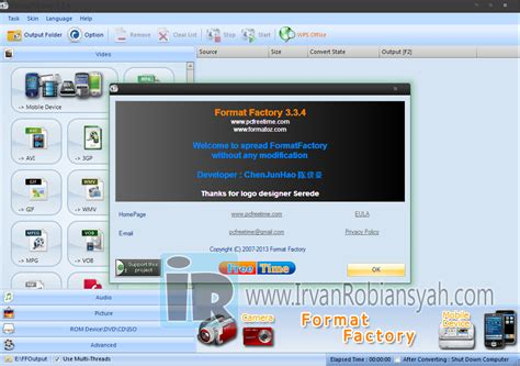 format factory blogspot download format factory 3 3 4 full version darycrack