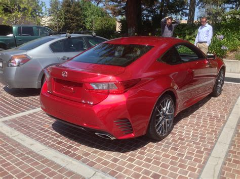 the red paint is amazing clublexus lexus forum discussion