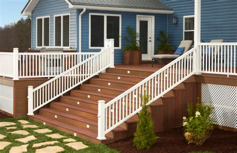 deck railing cl ward