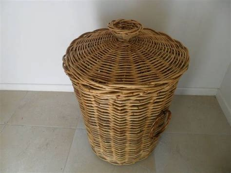 Wicker Laundry Baskets With Lids Sierra Laundry Wicker Wicker Laundry With Lid