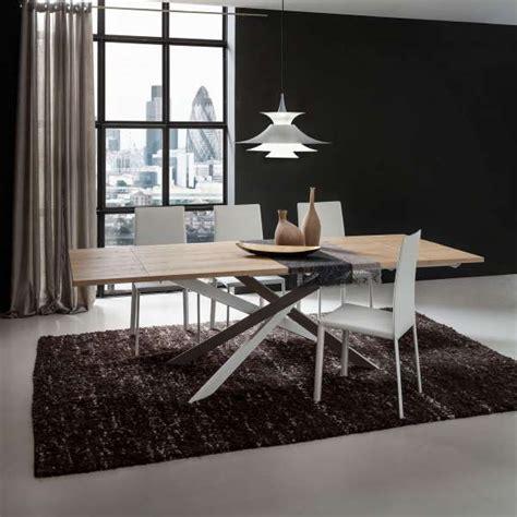 table de salle 224 manger design extensible en stratifi 233