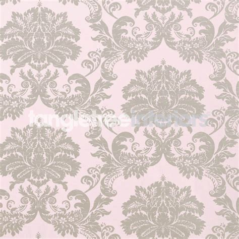 symphony damask wallpaper from thibaut 839 t 7631