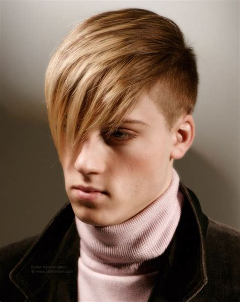 men half shave hair trends half shaved hairstyles men hair color and hairstyles for