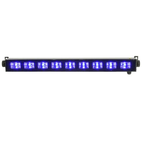 Led Light Bar Dj Qtx Uvb 9 50cm Ultraviolet Uv Blacklight Dj Band Stage Led Light Bar Brackets