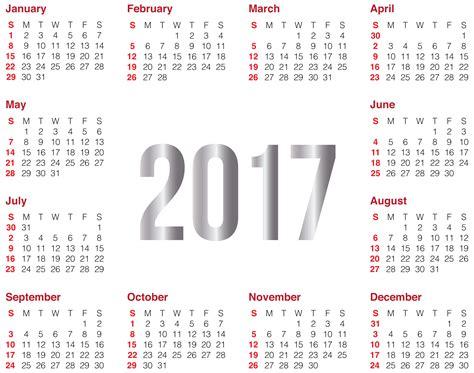 calendario clipart 2017 transparent calendar png clip image calender