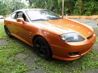 how petrol cars work 2006 hyundai tiburon transmission control sell used 2006 hyundai tiburon gt powermnroof98 945miles 6speed2 7ltr v6 airconditioning in