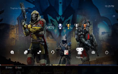 themes ps4 destiny sony is giving destiny expansion pass holders the house of